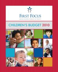 Childrens Budget 2010