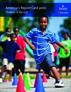 America's Report Card 2012 - Children in the U.S._Page_01