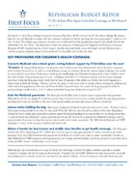 HBC 2014 Budget - Health