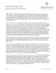 CHIPWorksforAmericasChildren