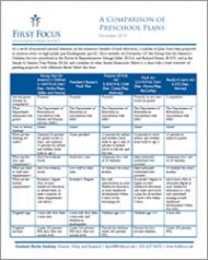PreK-FactSheet