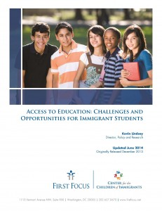 Access to Education: Challenges and Opportunities for Immigrant Students