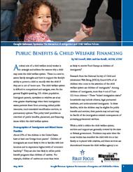 Caught Between Systems - Public Benefits