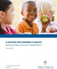 A Lexicon for Childrens Health