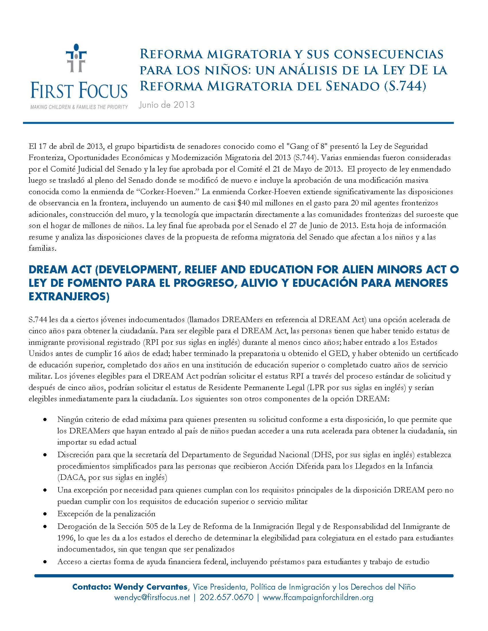 Reforma Migratoria y sus Consecuencias para los Niños_Page_1