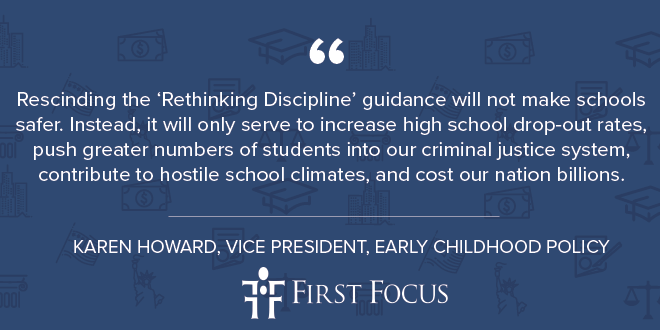 Federal Guidance On Students With >> Recommendation To Rescind Anti Bias Guidance For School Discipline