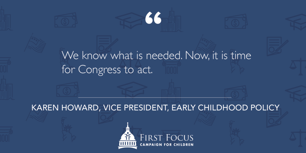 Congress Eyes Changes To Able Act >> It S Time For Congress To Prioritize The Needs Of Foster Children
